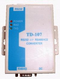 RS232转485防雷转换器