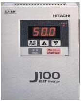 日立变频器J100系列