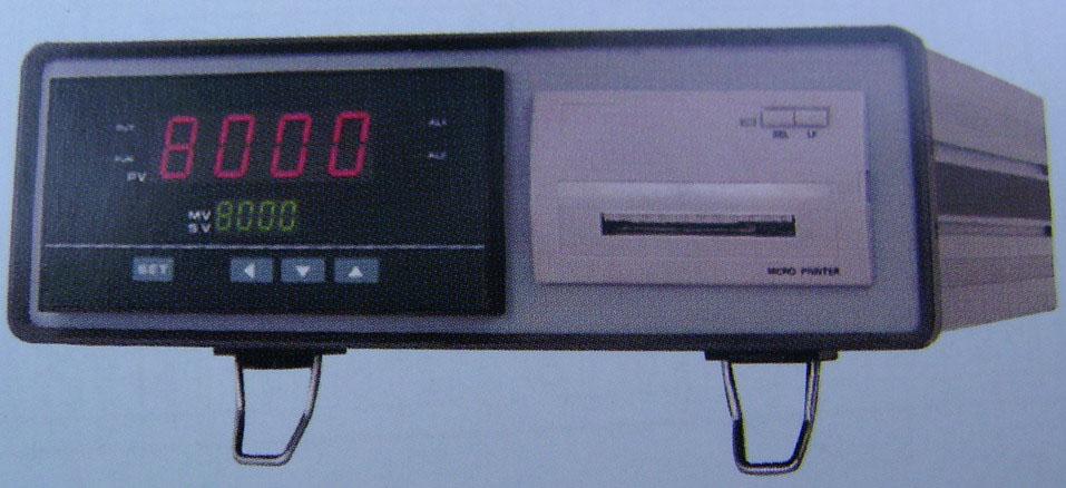 多点检测打印记录仪