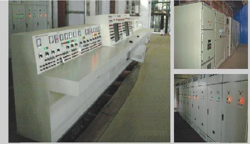新型中大功率电机试验电源系统
