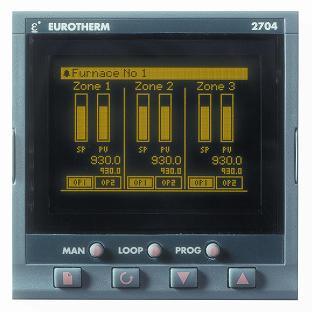 欧陆2704温度控制器