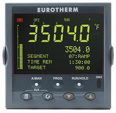 欧陆3504温度控制表