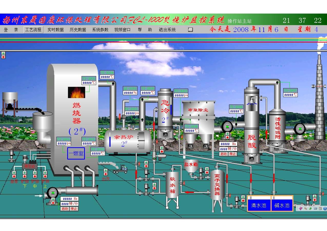 扬州东晟公司工程-工控博客