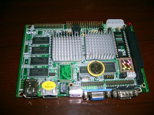 3.5寸嵌入式工控主板