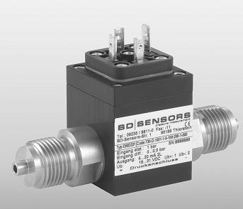 BD|SENSOR DMD331差压压力变送器