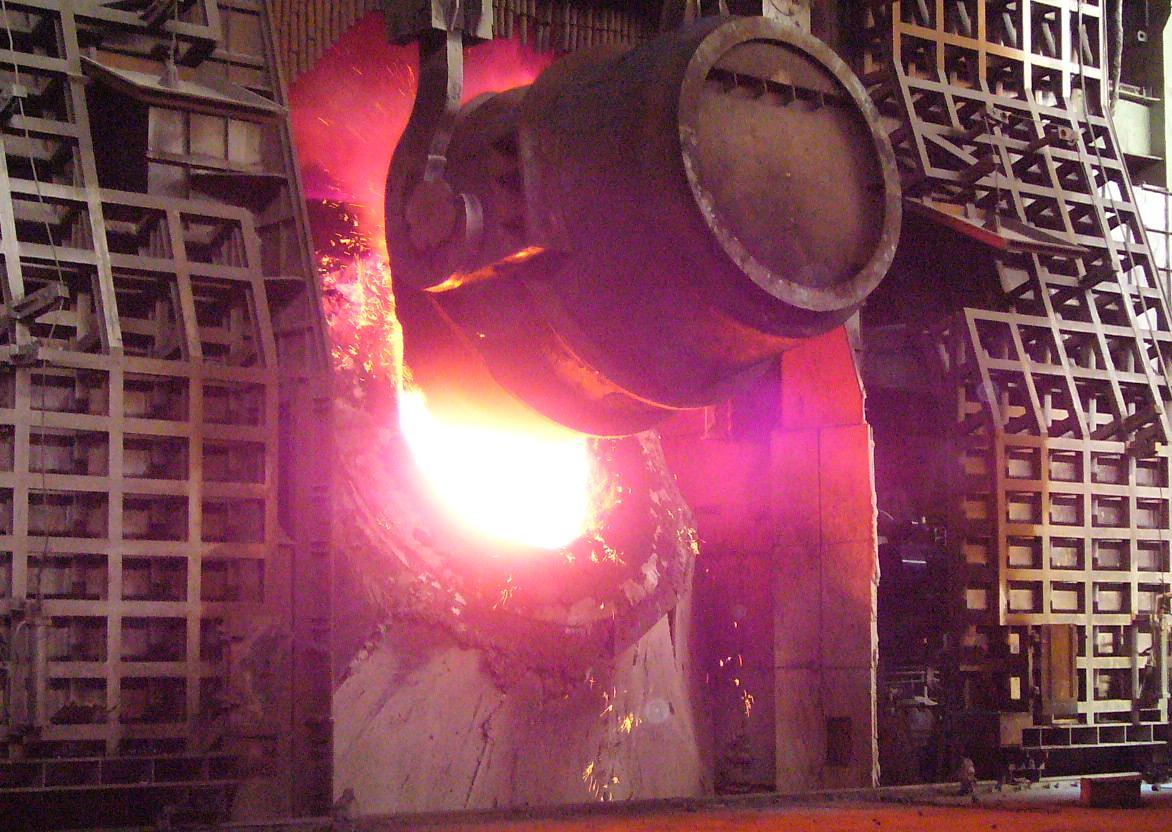 工作照片(炼钢转炉)-工控博客