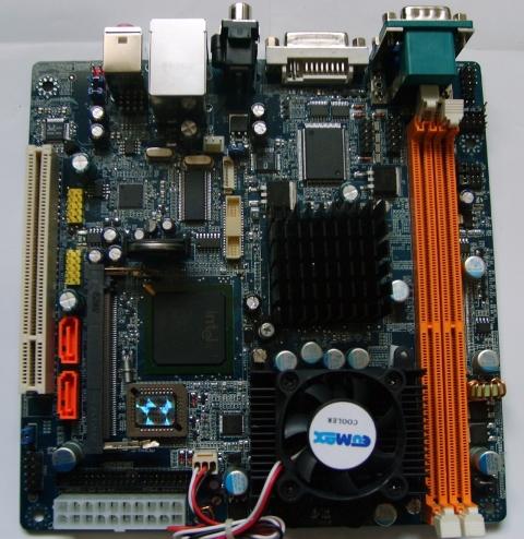 低功耗双核工控主板G945GM