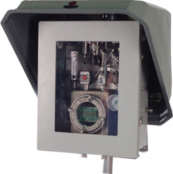 MODEL ESS-SCVP防爆型水份分析仪