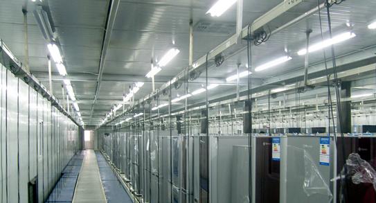 静态冰箱温度检测线(宁波)