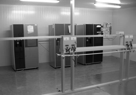 冰箱型式、可靠性→实验室
