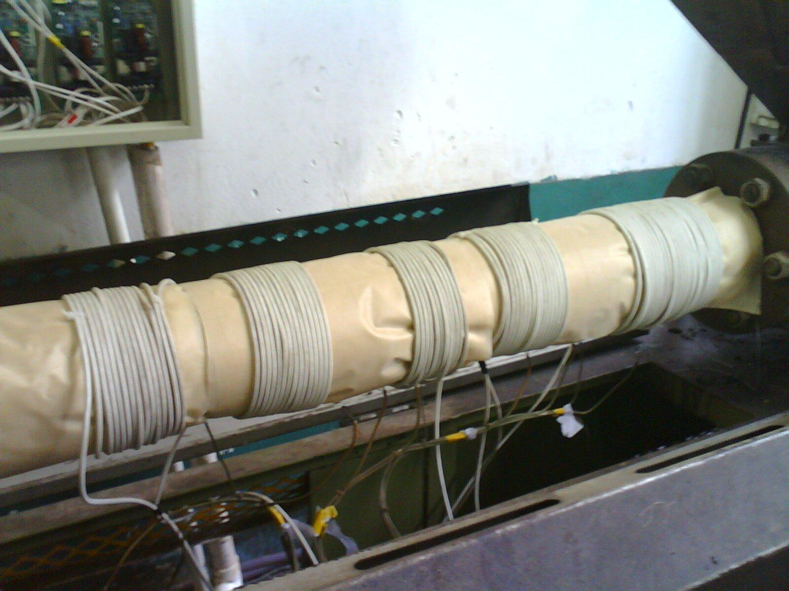 福州造粒机电磁加热图-工控博客