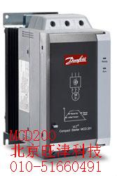 Danfoss MCD200系列软启动器