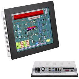 诺达佳工业触摸平板电脑-17寸