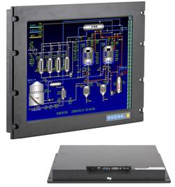 诺达佳工业触摸显示器-19寸(机架式)