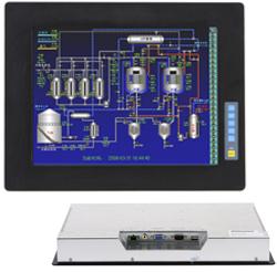 诺达佳工业触摸平板显示器-15寸