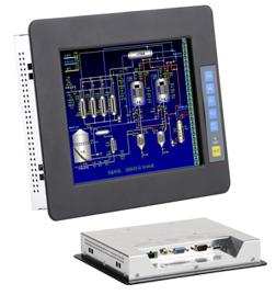 诺达佳工业触摸平板显示器-10.4寸