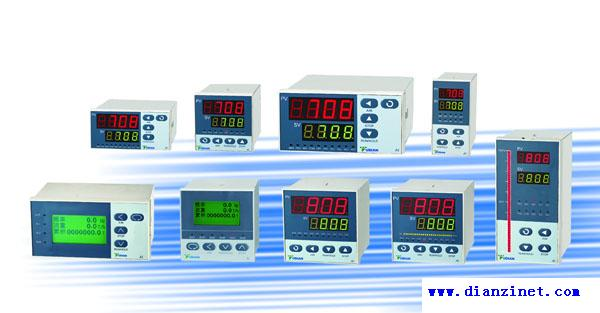 AI智能温控仪,数显表,程序段控制仪