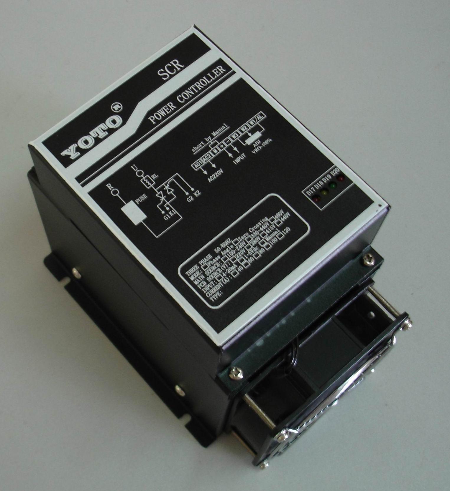 SCR可控硅电力调整器
