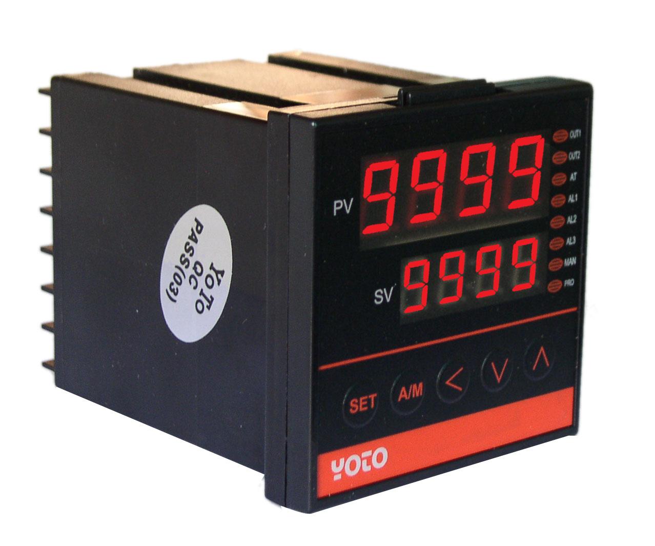 高精度智能型数显温控器