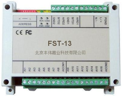 FST-13集成16路AI