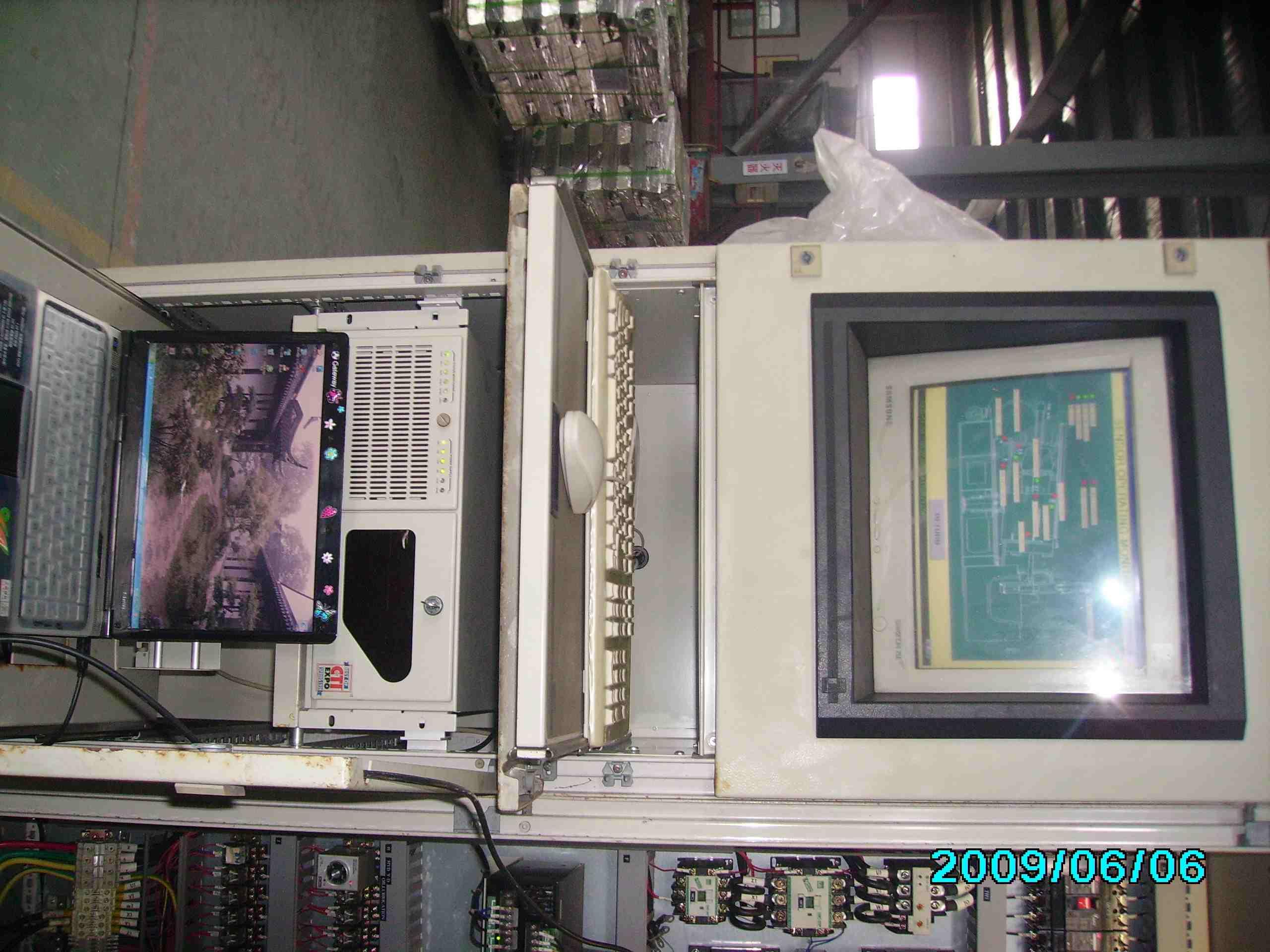 压铸机控制电脑-工控博客