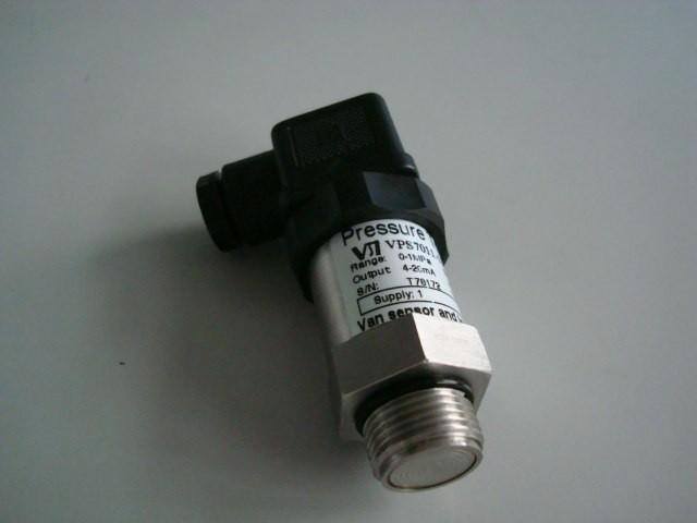 卫生型平膜压力传感器/变送器