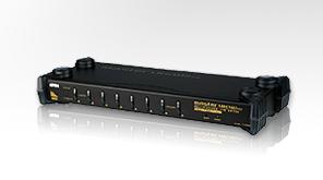atenKVM艾腾切换器8口USB接口CS1758A