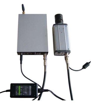 Evdo/WCDMA/TD-SCDMA单兵无线视频传输服务器