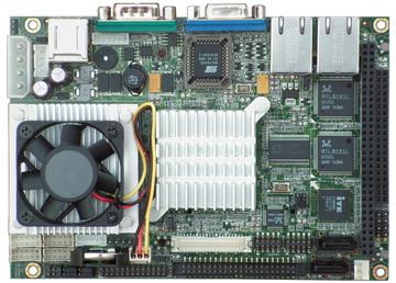 LT3-L1 VIA C7 3.5寸嵌入式主板