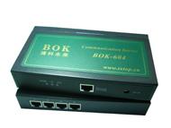 博科未来4口串口终端服务器