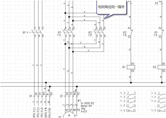 方法如下:首先在电路图属性的电线选项卡中选择电位