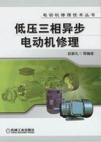 低压三相异步电动机修理
