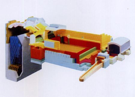 马蹄焰窑炉结构图