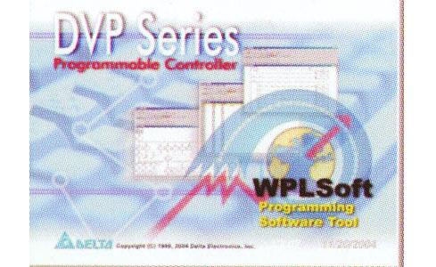 台达DVP系列可编程控制器 WPLSOFT编辑软件