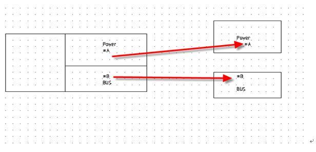 see electricalv6r1新功能-组件能够显示多个交叉