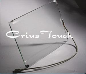 10寸格瑞斯表面声波触摸屏 表面声波式触摸屏 声波屏 触摸显