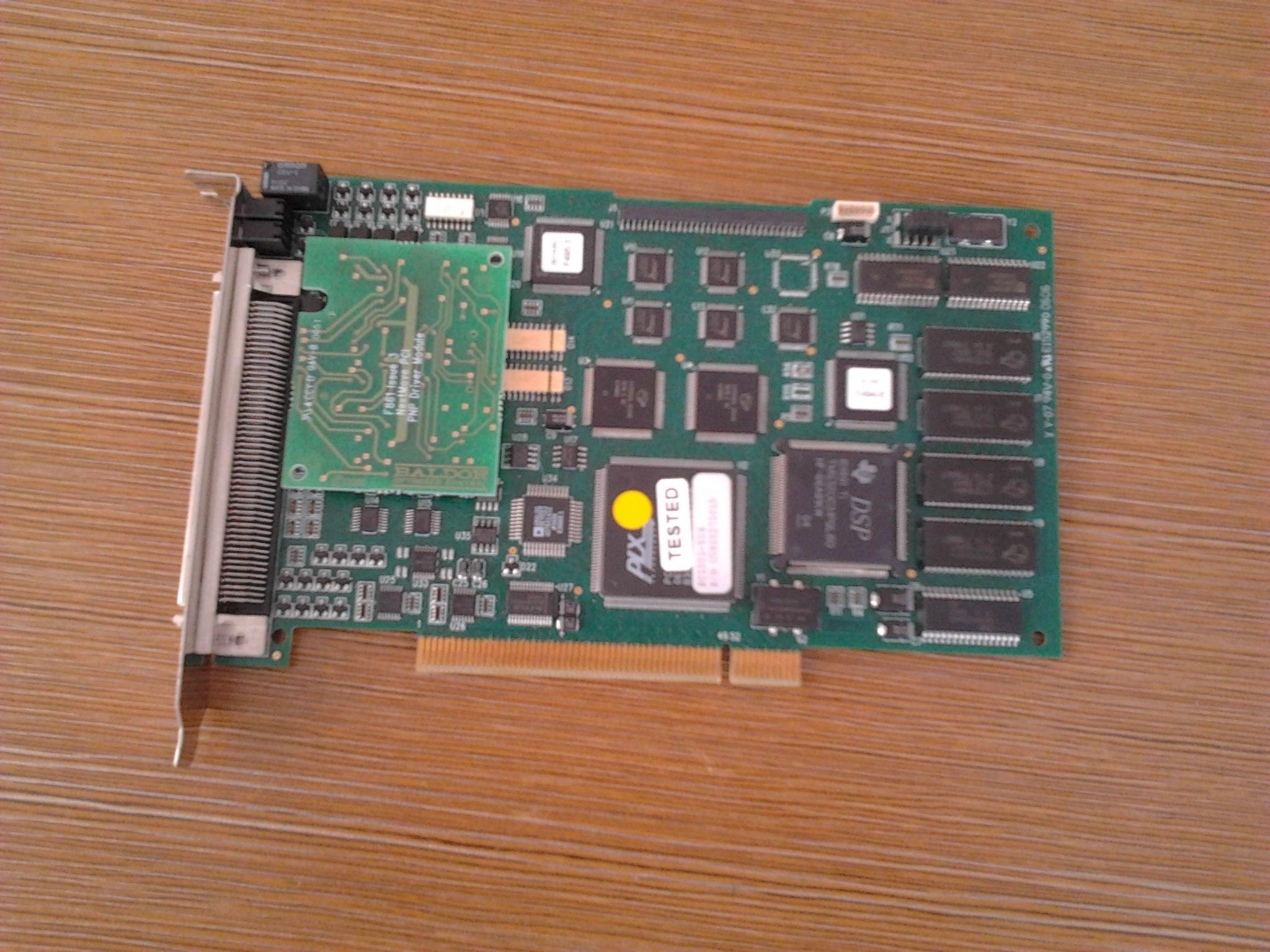 Baldor NES002-501运动控制器