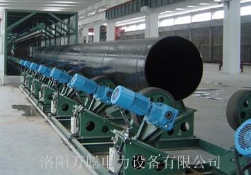 专业生产节能型钢管3PE防腐涂层感应加热成套设备