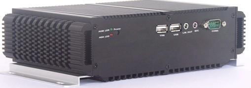 D525嵌入式工控机支持双显双网口无电缆工控机正式上市