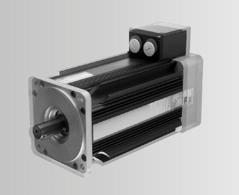 AGV专用低压直流伺服电机 AGV用直流无刷伺服系统