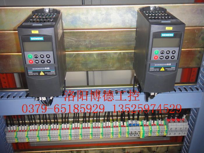 玻璃配料系统排料机用变频器