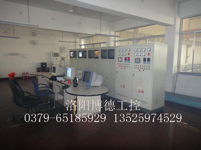 控制室布置安装图