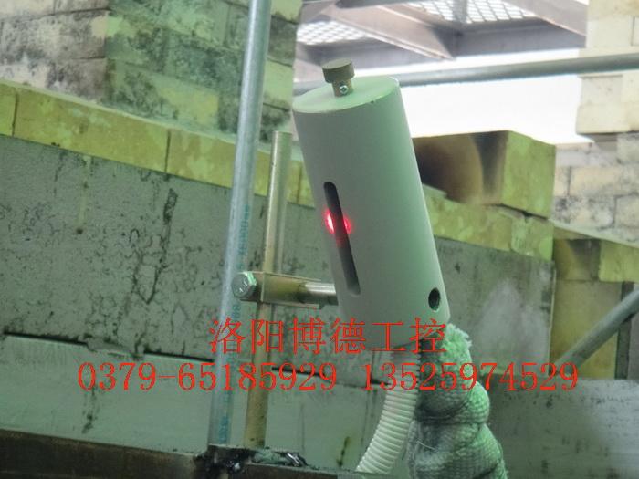 玻璃窑炉液位激光测量计(接收端)