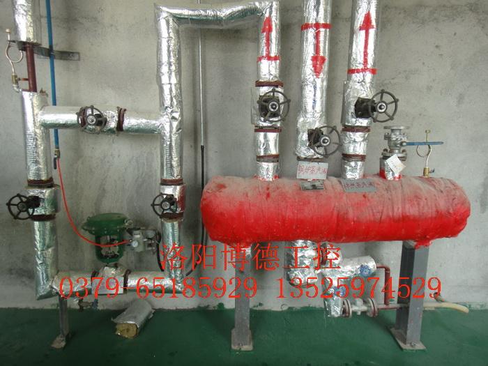 玻璃窑炉重油燃烧系统油温调节阀