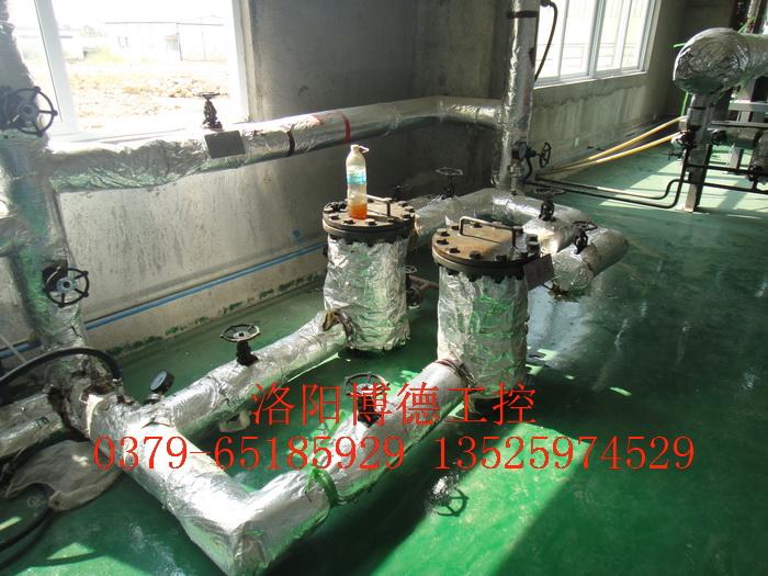 玻璃窑炉重油燃烧系统过滤器
