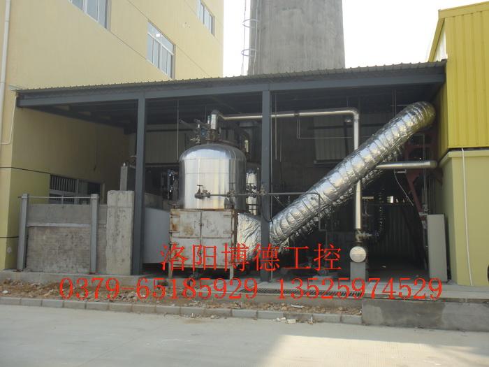 玻璃窑炉余热锅炉系统图片