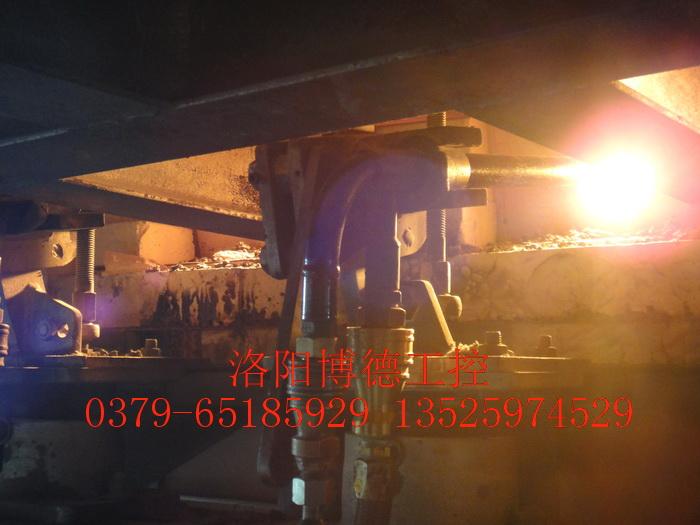 玻璃窑炉重油燃烧器(枪)安装图