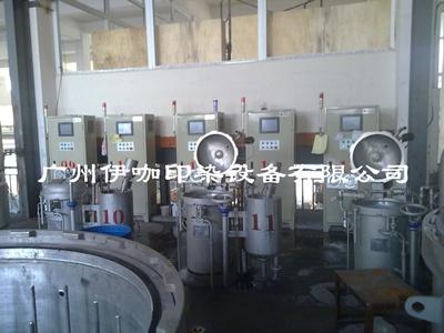 纺织印染(染整)设备技术改造