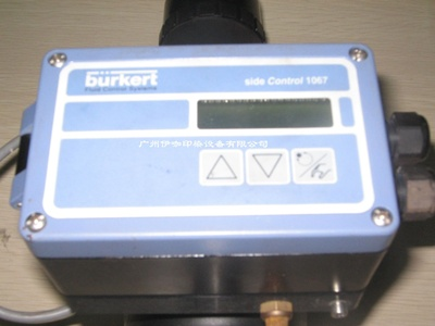 德国burkert比例控制器