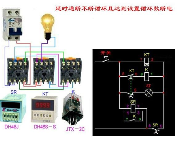 家装电工布线图 家装电工布线教程 家装电工布线视频